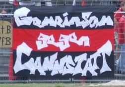 Gemeinsam gegen Cannstatt