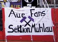 Aue Fans Sektion Mühlau
