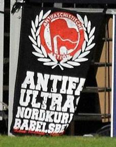 Antifa Ultras - Nordkurve Babelsberg