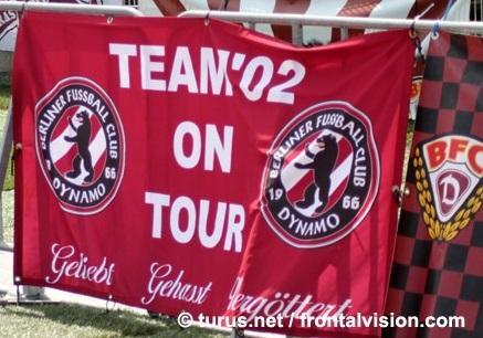 Team \'02 On Tour