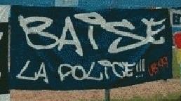 Baise la police!!!