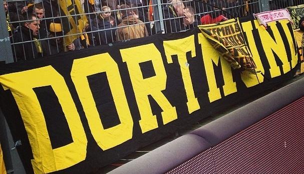 Dortmund (gelb auf schwarz)
