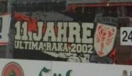 11 Jahre Ultima Raka 2002