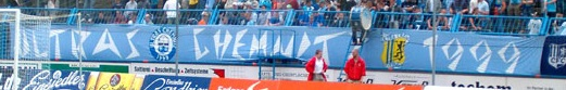 Ultras Chemnitz 1999