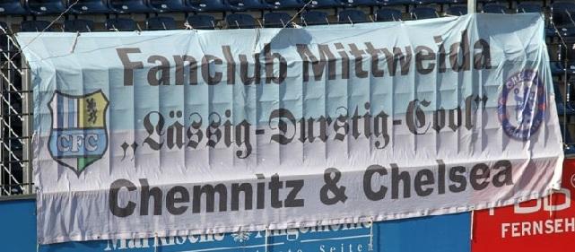 "Fanclub Mittweida - \""Lässig-Durstig-Cool\"""