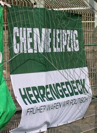 Chemie Leipzig Herrengedeck