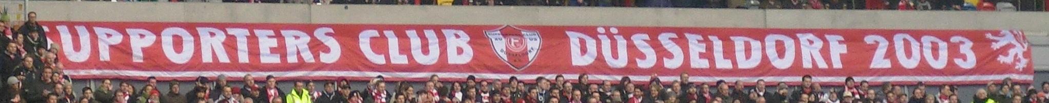 Supporters Club Düsseldorf 2003