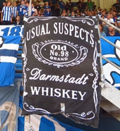 Usual Suspect\'s Darmstadt Whiskey