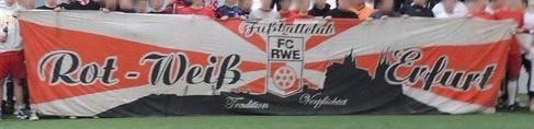 Fu�ballclub Rot-Wei� Erfurt
