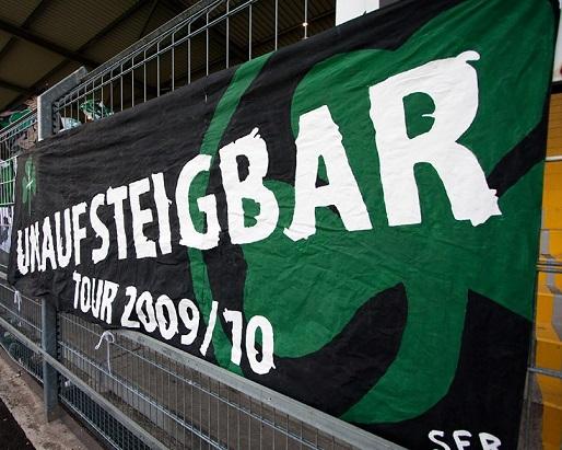 Unaufsteigbar Tour 2009/10