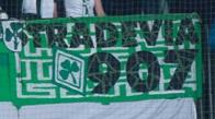 Stradevia 907 (Schwarz auf Grün-Wei�)