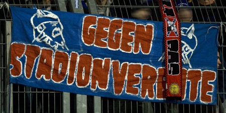 Gegen Stadionverbote (Rostock)