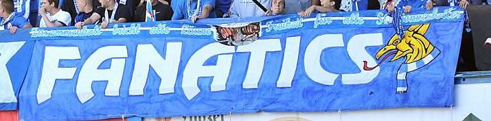 Fanatics (Rostock, blau)