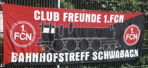 Club Freunde 1.FCN - Bahnhofstreff Schwabach
