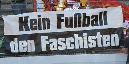 Kein Fu�ball den Faschisten (Fortuna Köln)