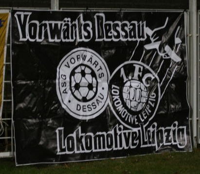 Vorwärts Dessau - Lokomotive Leipzig