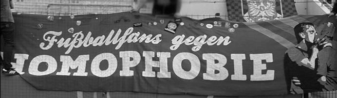 Fu�ballfans gegen Homophobie (FSV Frankfurt)