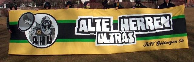 Alte Herren Ultras - RSV Göttingen 05