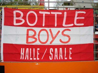 Bottle Boys Halle/Saale