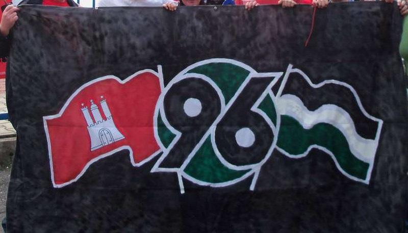 Hannover Fans Hamburg