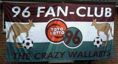 96 Fan-Club - The Crazy Wallabys