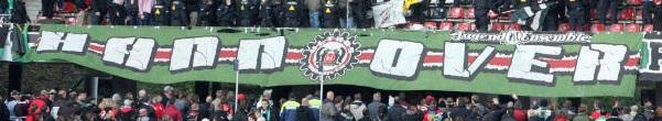 Hannover (Ultras Hannover Heimfahne)