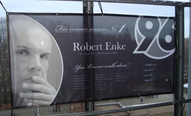 Für immer unsere Nr. 1 - Robert Enke