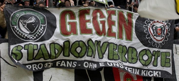 Gegen Stadionverbote (Hannover)