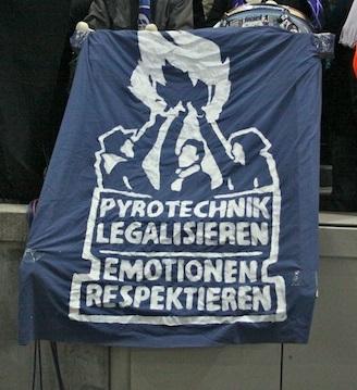 Pyrotechnik legalisieren (Hertha BSC)
