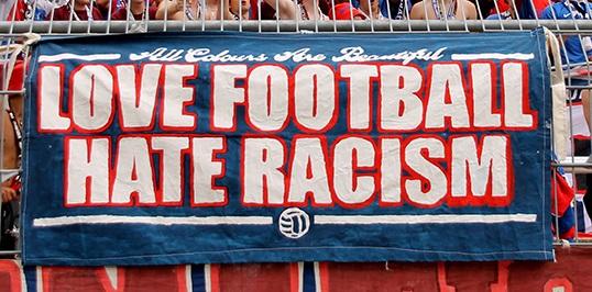 Love Football - Hate Racism