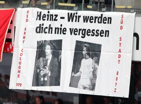 Heinz - Wir werden dich nie vergessen