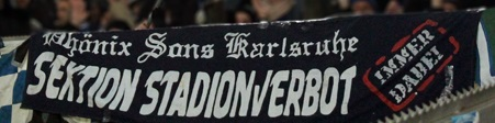 Phönix Sons - Sektion Stadionverbot