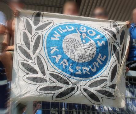 Wild Boys Karlsruhe (weiß, klein)