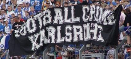 Football Crime Karlsruhe