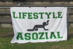 Lifestyle Asozial