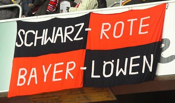 Schwarz-Rote Bayer-Löwen