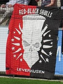 Red-Black Skulls Leverkusen