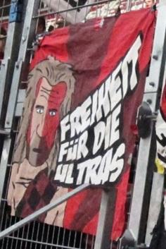 Freiheit für die Ultras