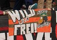 Wild und frei!