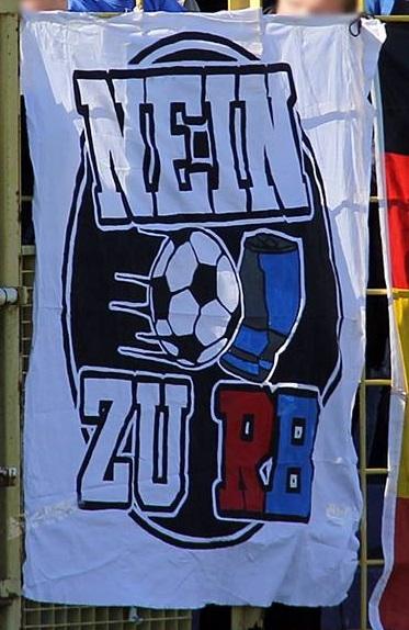 Nein zu RB (Lok Leipzig)