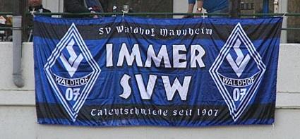 Immer SVW - Talentschmiede seit 1907