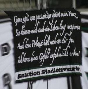 Sektion Stadionverbot (Mönchengladbach)