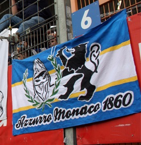 Azzuro Monaco 1860
