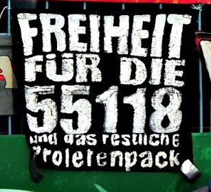 Freiheit für die 55118