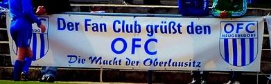 Der Fan Club grü�t den OFC