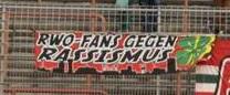 RWO-Fans gegen Rassismus