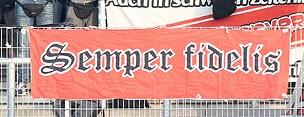 Semper fidelis (Auswärts)