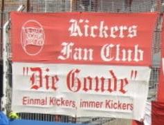 """Kickers Fan Club \""""Die Goude\"""""""