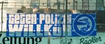 Gegen Polizeiwillkür
