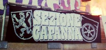Sezione Capanna (schwarz-wei�es Logo)